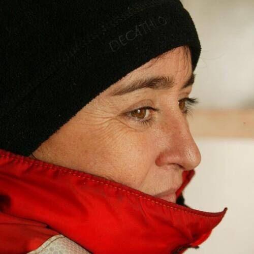 Maria Jose Caballero Greenpeace