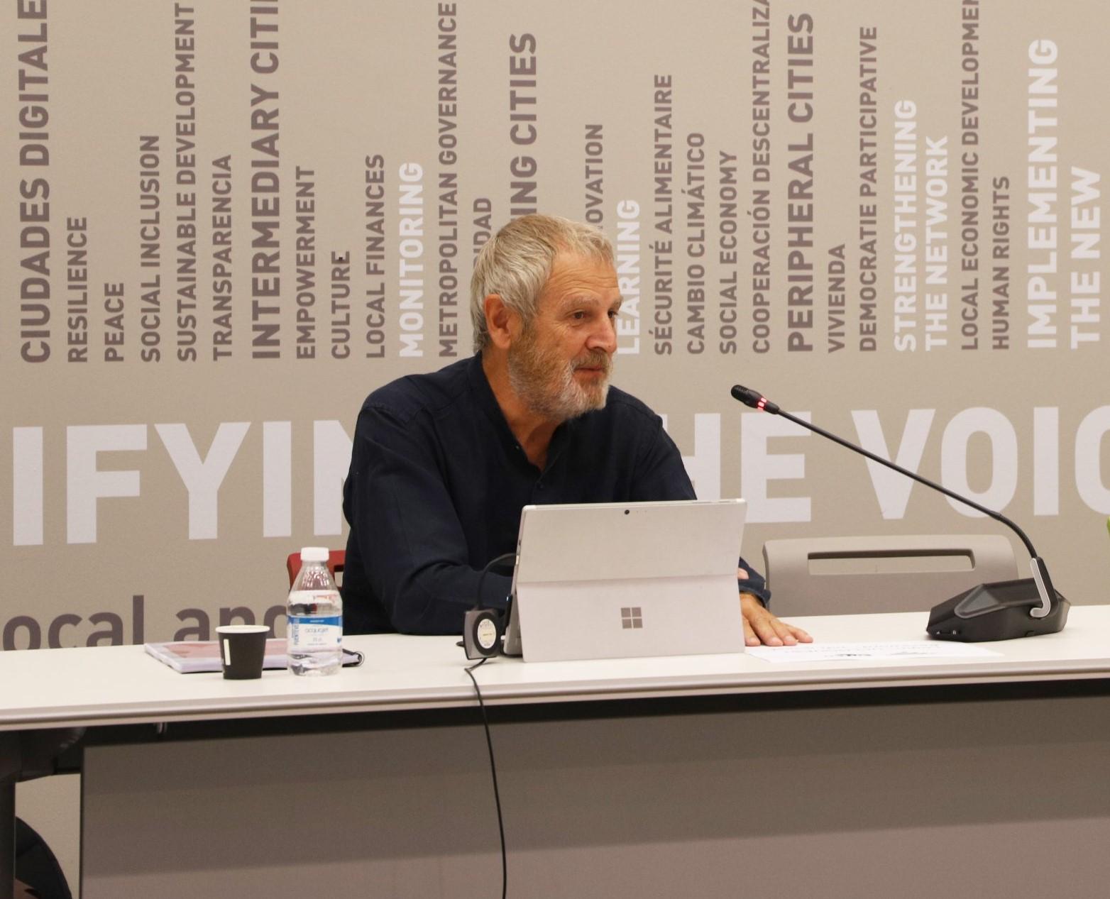 Mario Rodríguez Greenpeace