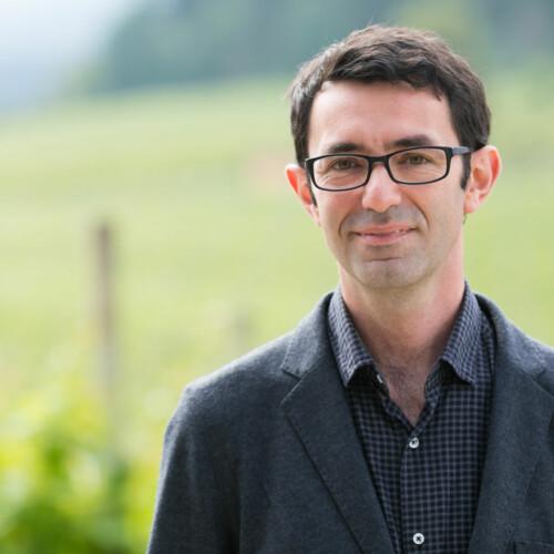 Michael Marder. Profesor de investigación Ikerbasque en el departamento de filosofía en la Universidad del País Vasco.
